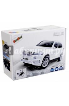 Конструктор Машина BMW X5 (1:28, белая) (6803-2) машина bmw x5