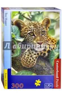 Puzzle-300 Ягуар на дереве (В-030170)