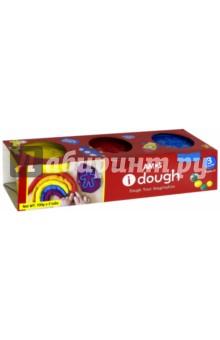 Тесто для лепки (3 цвета) (32600) AMOS