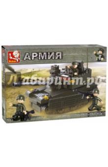 Конструктор Военная техника (224 детали) (M38-B0285) конструктор военная техника cogo конструктор военная техника