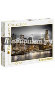 Пазл-1000 Нью-Йорк. Огни большого города (39366) пазл clementoni trittico 3х500 эл легенды нью йорка 39305