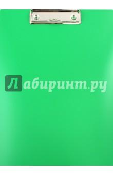 Папка-планшет с зажимом, пластиковая, ассортимент (AP4_01299)