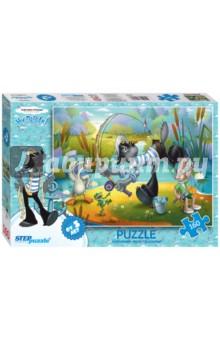 """Puzzle-160 """"Ну, погоди! Рыбалка"""" (72062)"""