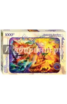 Step Puzzle-1000 Фантастический мир (79533) пазл 73 5 x 48 8 1000 элементов printio сад земных наслаждений