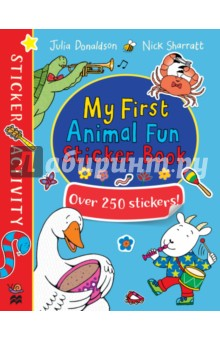 My First Animal Fun Sticker Book usagi yojimbo book 5 lone goat and kid