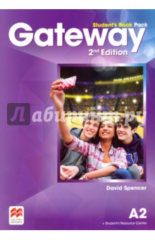 Gateway A2. Student's Book Pack gateway 2nd edition b2 student s book pack
