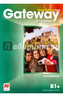 Gateway B1 + Student's Book Pack gateway 2nd edition b2 student s book pack