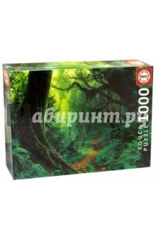 Пазл-1000 Зачарованный лес (17098) educa пазл пекарня