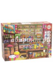 Пазл-1000 Магазин сладостей (17104) educa пазл пекарня