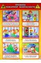Правила пожарной безопасности (530х770) правила пожарной безопасности 8 плакатов фгос