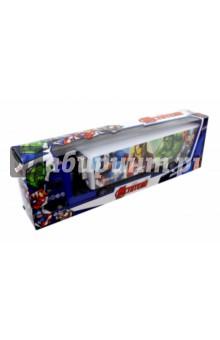 Машинка Мстители MARVEL, тягач с полуприцепом (49395) куплю седельный тягач в сцепке б у