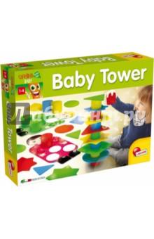 Настольная игра Башня. Цвета и формы. 3 в 1