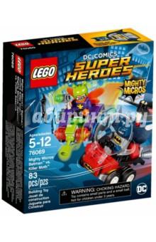 Конструктор Lego Бэтмен против Мотылька-убийцы (76069 s) конструктор lego super heroes 76069 mighty micros бэтмен против мотылька убийцы
