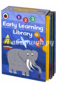 Ladybird Early Learning Library 7-book box set king john and magna carta a ladybird adventure from history book