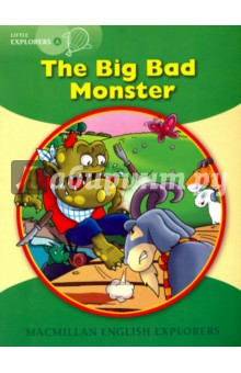 Big Bad Monster Reader motivation in learning a second language