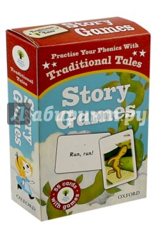 Фото - Oxford Reading Tree. Traditional Tales Story Games. Flashcards oxford reading tree songbirds alphabet games flashcards