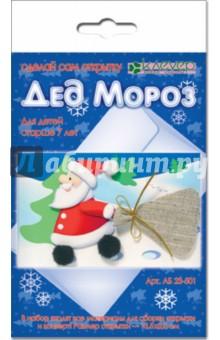 Купить Дед Мороз (АБ 23-501), Клевер, Аппликации