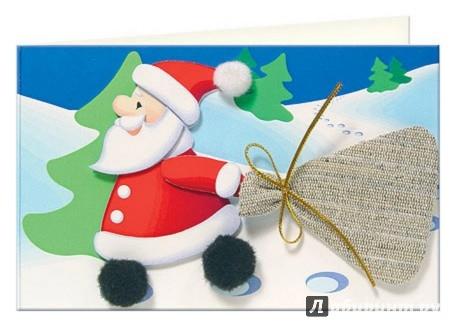 Иллюстрация 1 из 2 для Дед Мороз (АБ 23-501) | Лабиринт - игрушки. Источник: Лабиринт