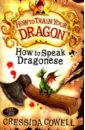 Cowell Cressida How to Speak Dragonese