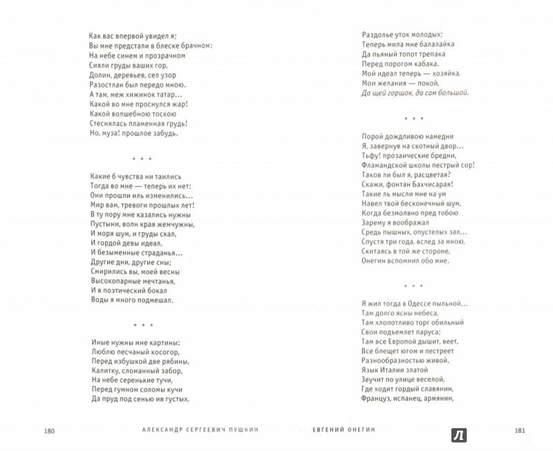 Иллюстрация 1 из 7 для Евгений Онегин. Поэмы - Александр Пушкин | Лабиринт - книги. Источник: Лабиринт