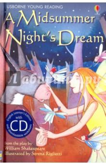Midsummer Night's Dream (+CD) the usborne big book of big monsters
