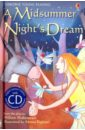 Shakespeare William Midsummer Nights Dream (+CD)