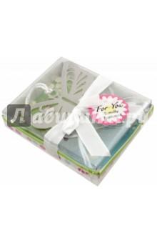 Закладка для книг Бабочка (нержавеющая сталь) (44947) закладка для книг колокольчик