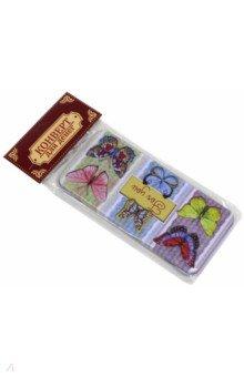 Zakazat.ru: Подарочная коробочка для денег Конверт для денег. Эффект бабочки (43670).
