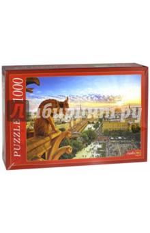Puzzle-1000. Парижская горгулья (КБ1000-6851) puzzle 1000 восточные пряности кб1000 6829