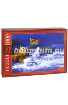 Puzzle-1000. Замок у бушующего моря (КБ1000-6881) puzzle 1000 замок simon mardsen 29563
