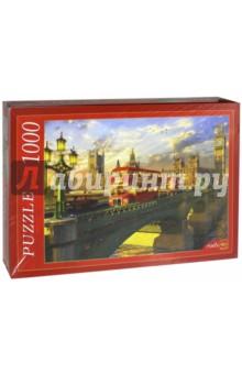 Puzzle-1000. Лондонский мост (МГ1000-7350) пазлы crystal puzzle 3d головоломка вулкан 40 деталей