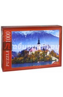 Puzzle-1000. Италия. Позитано (РК1000-7792) пазлы crystal puzzle 3d головоломка вулкан 40 деталей