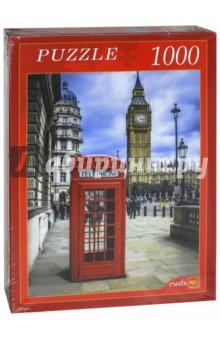Puzzle-1000. Лондон (РК1000-7811) philips hr 1636 80 promix viva collection