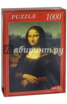 """Пазл """"Мона Лиза"""" (1000 элементов) (РК1000-7814)"""
