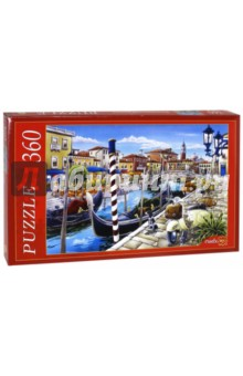 Puzzle-360 Венецианский причал (МГ360-7000)