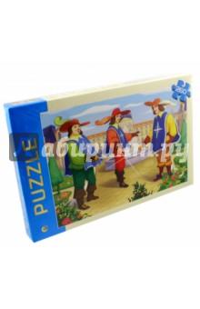 """Puzzle-260 """"Три мушкетёра"""" (П260-1176)"""