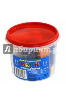 Мелки асфальтовые в ведерке (13 штук) (002184) Квартет-1