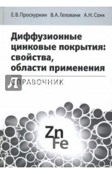 Диффузионные цинковые покрытия. Свойства, области применения. Справочник