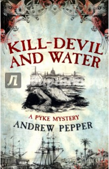 Kill-Devil And Water r b parker s the devil wins