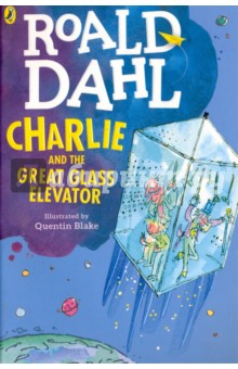 Charlie and the Great Glass Elevator willy and the cloud