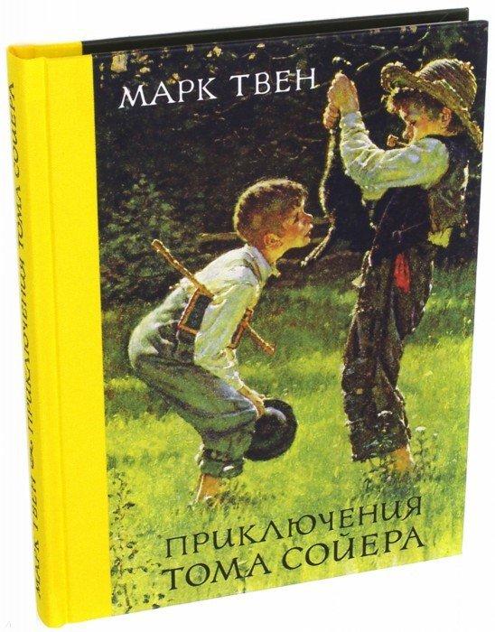 Иллюстрация 1 из 36 для Приключения Тома Сойера - Марк Твен | Лабиринт - книги. Источник: Лабиринт