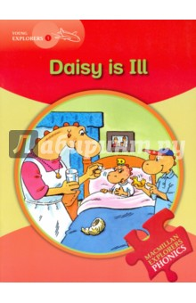 Daisy is Ill daisy and the big yellow kite