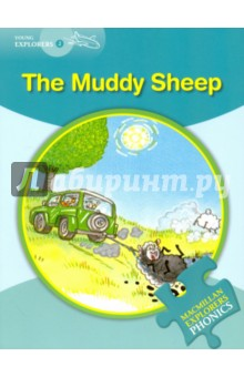 The Muddy Sheep little explorers phonics b teddy in bed