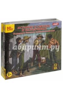 Купить Вокруг света со сказкой. Комплект из 3-х аудиокниг (3CDmp3), 1С, Аудиоспектакли для детей