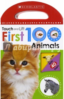 First 100 Animals (touch & lift board book) spot dobble find it board game for children fun with family gathering the animals paper quality card