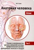 Анатомия человека. Атлас. Учебное пособие в 3-х томах. Том 2