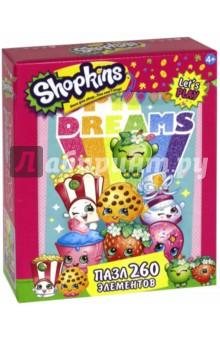 Shopkins. Пазл-260 Shopkin's dreams (02772)