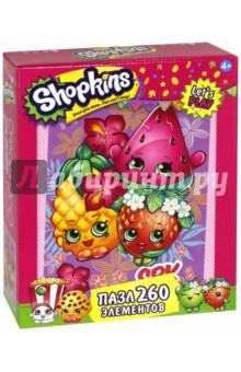 Shopkins. Пазл-260 Тропикал (02773)