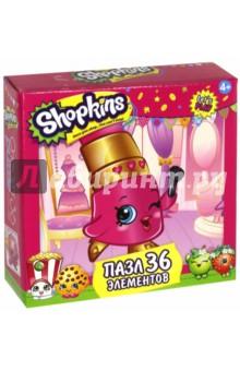 Shopkins. Пазл-36 Lippy Lips (02748) пазл оригами арт терапия кошка 360 элементов