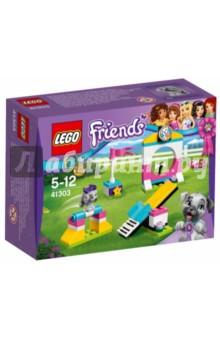 Конструктор LEGO. Выставка щенков: Игровая площадка (41303) lego friends выставка щенков игровая площадка